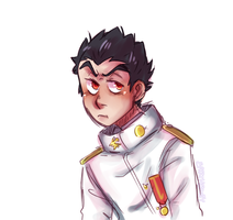 i draw too much ishimaru by undershirt
