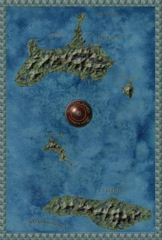 Shireland the Hobbit's Haven by Bogie-DJ