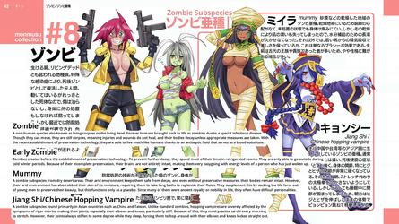 Monster Musume Zombie Facts by Fu-reiji