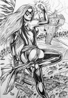 Miss Marvel My Universe Might by leandro-sf