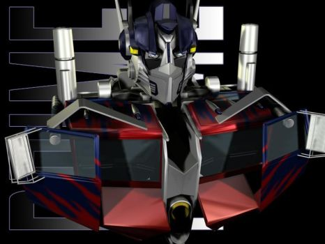 Optimus Prime: 20 Percent by nahumreigh