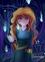 Merida by Incinerater