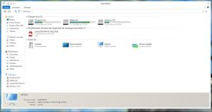 Windows 8: Details Pane to the Bottom by Spyrow