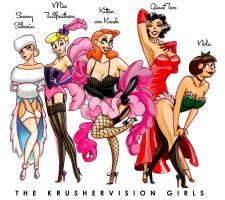 The Krushervision Girls by TJ-Krushervision