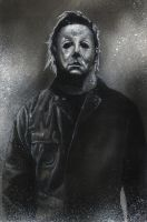 Michael Myers by Devin-Francisco
