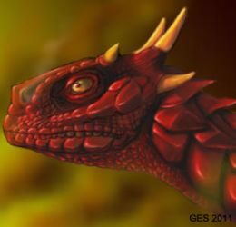 Dragon Avatar by GESWORX