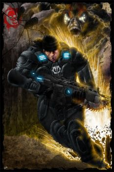 Gears Of War by sith-x