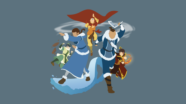 Avatar: The Last Airbender by Sephiroth508