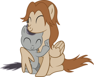 I love you mom by Ellittest