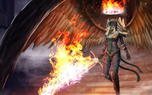 Judgment Kayle by Youngsta1