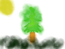 SKETCH A TREE by Qweted