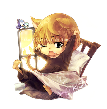 Morning Mello by kimchii