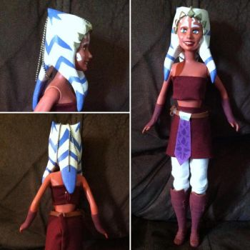 Custom Ahsoka Tano Skipper by TerribleToadQueen