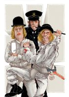 Clockwork Orange by lucianosalles