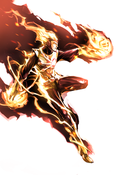 Firestorm by naratani