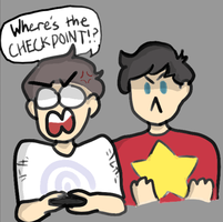 Dan and Phil by pipa00