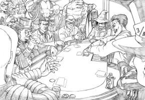 Villains United...For Poker by Ejay32