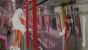 Hong Kong Fantasy - Rushless MTR by michaelandrewlaw
