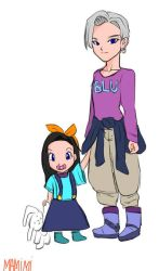 Blu and Osaria Son by Mamimi-07