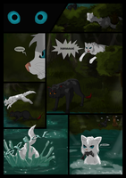 Claws Chapter 1 - An Unexpected Trip: pg 5 by Inky-Shade