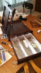 Portable Easel by RobMitchem