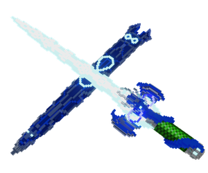 Infinity Dragon Sword by Elmind