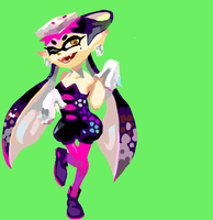 Callie, 'Splatoon' by stevenf