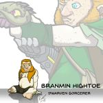 Branmin Hightoe Galm by FreelanceDigital