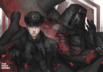 The First Order by haonguyenly