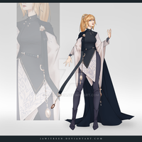 (CLOSED) Adoptable Outfit Auction 284 by JawitReen