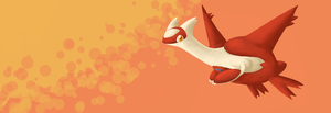 Latias by RawChomp