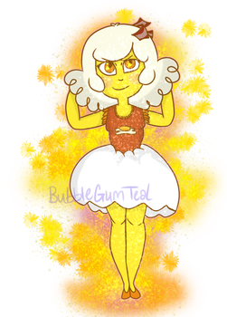 Breakfast princess new outfit by Bubblegumteal