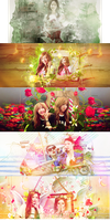 PSD for my Happiness by LinhYoong