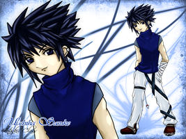 AUC: New Sasuke by Kynkyn