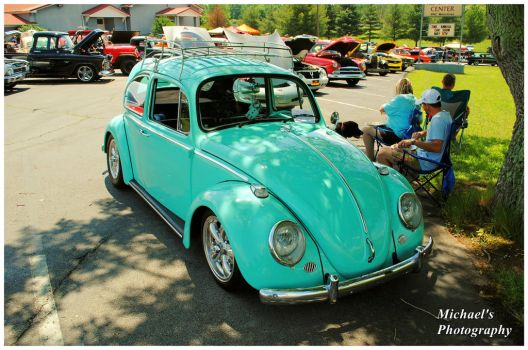 A 1966 VW Beetle by TheMan268