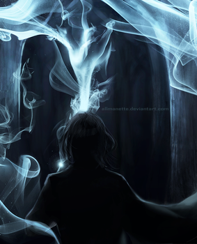 Expecto Patronum by Allmanette