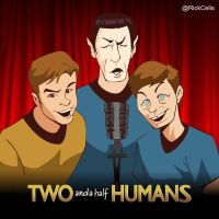 Two And A Half Humans by RickCelis