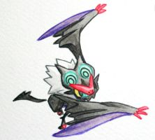 Noivern by Hu-Gon-By
