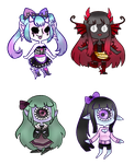 [Art Payment]: Crayon Cheebs 9 by SimplyDefault