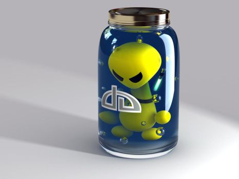 Jark in a Jar by DivineError