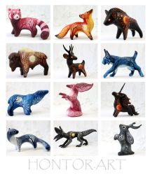 Little creatures by hontor