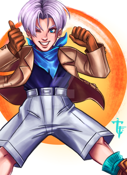 Trunks by aerodynamicT