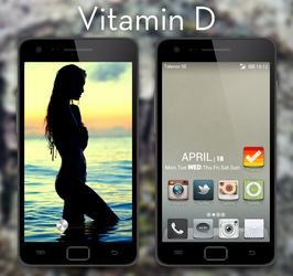 Vitamin D by pethey