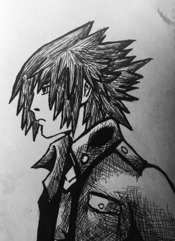 Noctis Graphic Art 1 by AxelFlame8