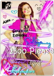 Selena Gomez Edit by CrazySellyFan