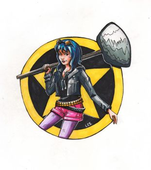 Ramona Flowers by Otohara