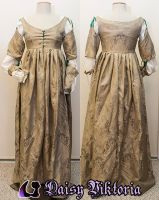 Italian Renaissance Dress - Late 15th Century by DaisyViktoria