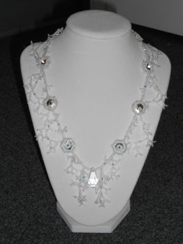 Icicle Necklace by Mousethful