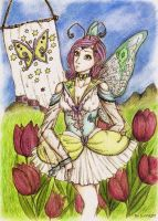 Sailor Butterfly finished by sunnight1