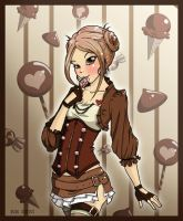 Steampunk and Sweets 2 by Katoons88